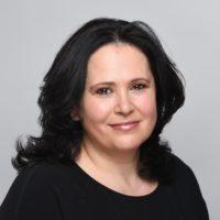Lucia Proenca Rezeptionistin